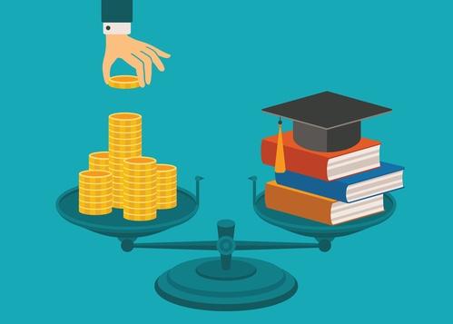 prepare child for college costs